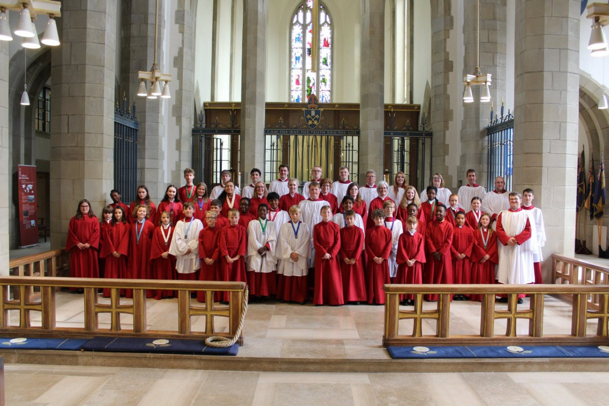 Bradford Cathedral Choir